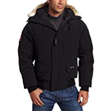 Men's Chilliwack Front-Zip Jacket with Fur Trimmed Hood