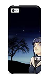 Fashionable Style Case Cover Skin For Iphone 5c- Grown Up Hinata Naruto Anime Naruto