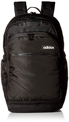 adidas Core Advantage Backpack, Black, One Size (Core Advantage)