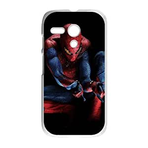 Motorola G phone cases White The Amazing Spiderman cell phone cases Beautiful gifts YWRD4651125