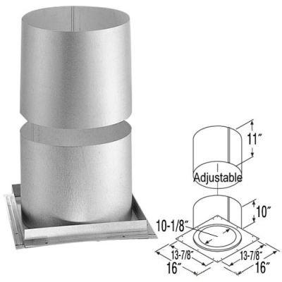 Firestop Radiation Shield (Firestop Radiation Shield - 8