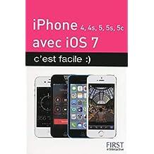 iPhone (4, 4S, 5, 5S et 5C) avec iOS 7, C'est facile