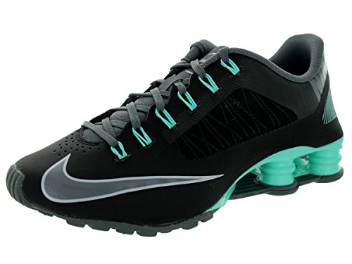 c8acc1bce792ec NIKE Women s Shox Superfly R4 Black Dark Grey Hyper Turq - Import ...