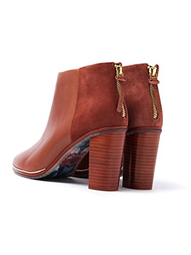 Brown Boot Ted Azaila Tan Baker vn0qO