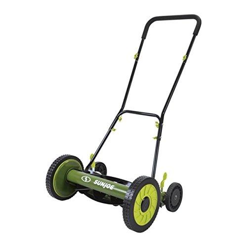 manual lawn mower reviews 2014