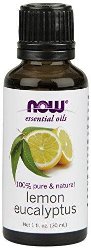 Price comparison product image NOW Lemon Eucalyptus Essential Oil, 1-Ounce (Pack of 2)