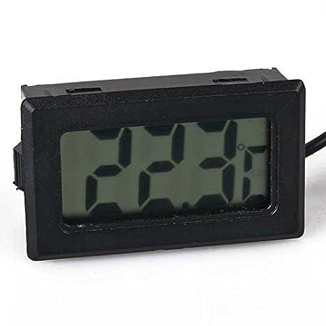 Digitales Thermometer TPM-10 für Koi Teich Schwimmbad Pool Aquarium