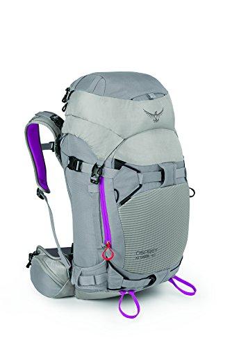 Osprey Packs Women's Kresta 40 Ski Pack, Twilight Grey, Small/Medium