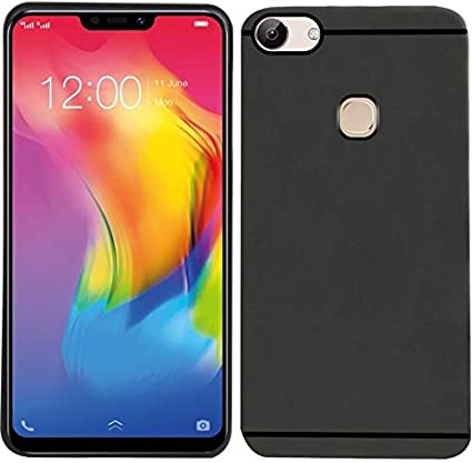 Thinkzy Exclusive Matte Finish Soft Back Case Cover for
