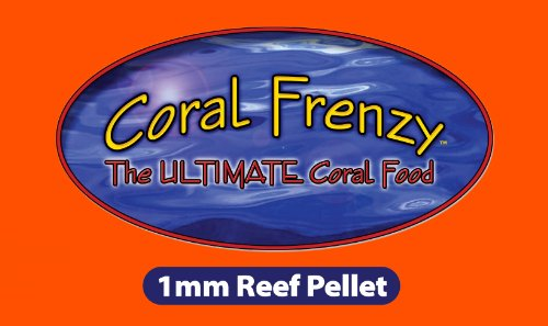 Picture of Coral Frenzy 1mm Reef Pellets 70 gm