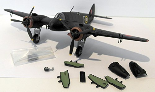 Hobbymaster 1/72 Scale diecast - HA2306 A Bristol Beaufighter Mk.IF Guy Gibson B003P94W9S