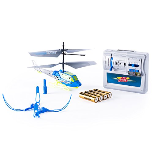 Air Hogs Radio Controlled Helicopter (Air Hogs, Axis 200 RC Helicopter With Batteries - Blue)
