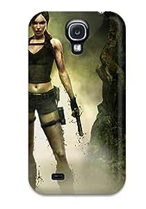 Sarah deas's Shop Flexible Tpu Back Case Cover For Galaxy S4 - Tomb Raider Underworld 6029000K35249035