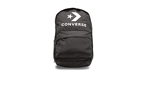 Converse All Star EDC 22 - Mochila Escolar, Color Negro: Amazon.es: Deportes y aire libre