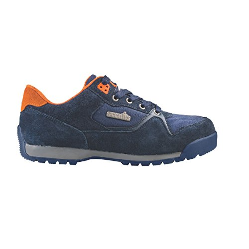 Scruffs Halo 2 Safety Trainers navy taglia 11