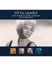 Etta James - Four Classic..