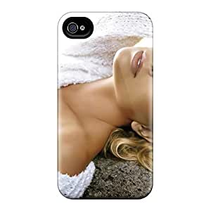 High Quality ZEl18806sOBF Charlize Theron 2012 Tpu Case For Iphone 4/4s