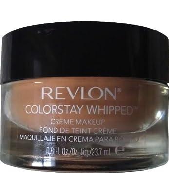 Amazon.com: Revlon Color Stay Whipped Crème Makeup, Rich Ginger ...