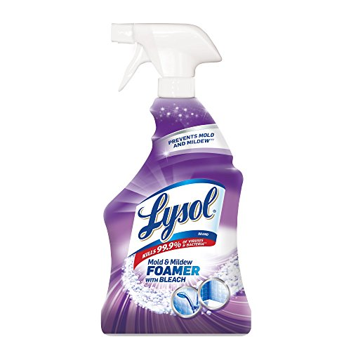 Lysol Mold & Mildew Blaster w. Bleach, Bathroom Cleaner Spray, 252oz (9X28oz)