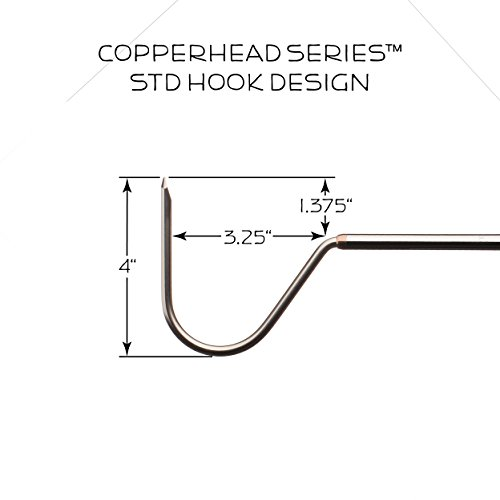 Snake-Hook-Copperhead-Series-for-Catching-Controlling-or-Moving-Snakes-Stainless-Steel-Copper-Field-Length-43