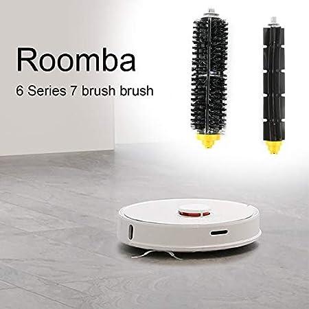 Graptsepk Cepillo rodante Cepillo de Pegamento Barredora Robot ...