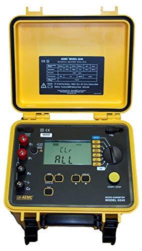 AEMC Instruments 2129.80 6240 Aemc 6240