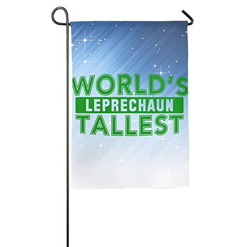 Bash Tickets (AshleyLM Welcome Garden Flag Worlds Tallest Leprechaun Summer Burlap Yard Decor,12x18/27x37 Inch)
