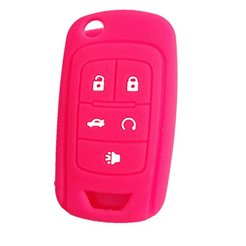 new-peachblow-silicone-remote-key-cover-holder-jacket-for-chevrolet-camaro-cruze-volt-equinox-spark-