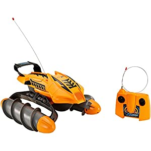 Hot Wheels RC Terrain Twister, Orange