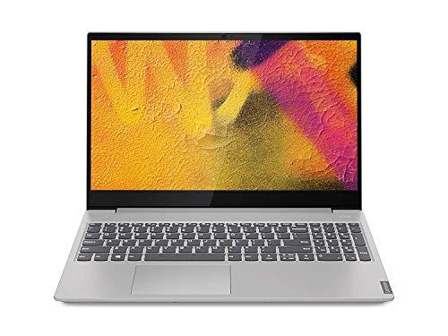 Lenovo IdeaPad S340 81WL002RIN 15.6-inch FHD IPS Thin and Light Laptop (10th Gen CORE I5-1035G1/8GB/1TB HDD + 256GB SSD/Windows 10/Microsoft Office/2GB Graphics), Platinum Grey
