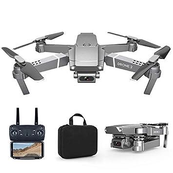 Yiwa E68 Drone HD Gran Angular 4k WiFi 1080p FPV Drone Video ...