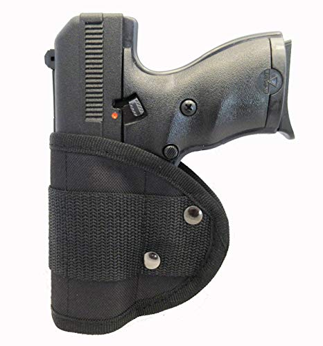 Garrison Grip Inside Waistband Woven Sling Holster Fits Hi Point C9 9mm & 380 IWB (M6) ()
