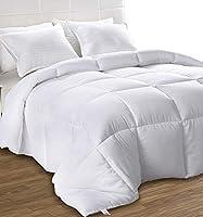 Utopia Bedding All Season 250 GSM Comforter - Ultra Soft Down Alternative Comforter - Plush Siliconized Fiberfill Duvet...