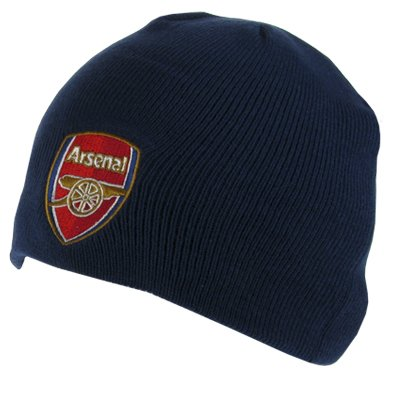 Navy Arsenal Basic Beanie Hat
