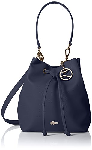 Lacoste Bucket Bag, Nf2535dc, Peacoat by Lacoste (Image #1)