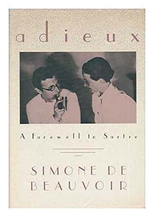 book cover of Adieux