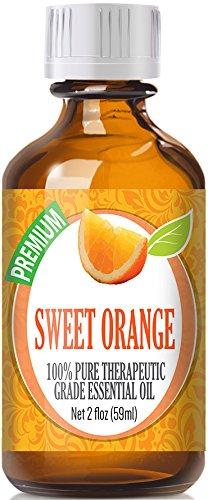 Sweet Orange 100 Therapeutic Grade product image