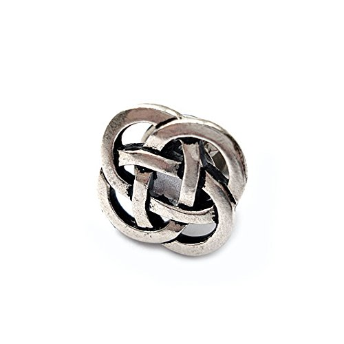 - Quality Handcrafts Guaranteed Celtic Knot Lapel Pin
