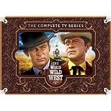 The Wild Wild West: The Complete Series by William Schallert