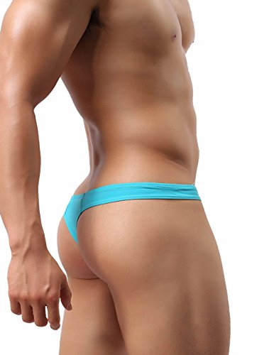 c53321e3cf Brave Person Contracted Thong Shapewear G-String for Men Sexy Underwear  T-Back B1143
