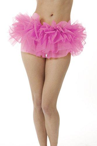 Adult Tutu Skirt, by BellaSous. Perfect as a Halloween Costume, Princess tutu, Ballet tutu, Adult Dance Skirt, or as a Petticoat Skirt. Plus size tutu available. Standard - Hot Pink (Tutu Skirts Adults)