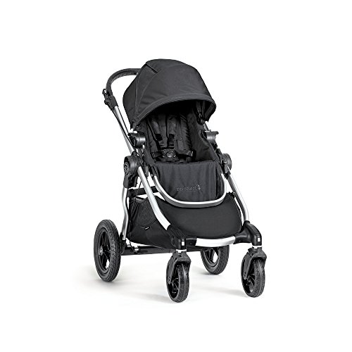 Baby Jogger 2016 City Select Double Stroller with 2nd Seat, Onyx by Baby Jogger (Image #2)