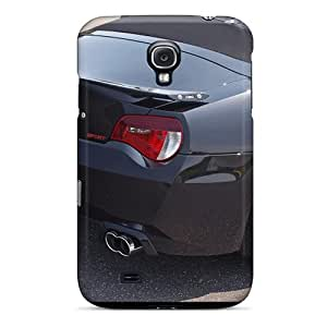 Anti-scratch And Shatterproof Black Ac Schnitzer Bmw M Roadster Rear Phone Cases For Galaxy S4/ High Quality Tpu Cases