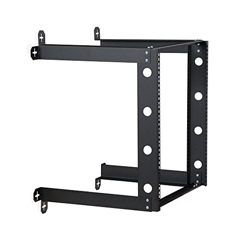 12U V-Line Wall Mount Rack - 18'' Depth by Kendall Howard (Image #1)