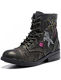 Casual Girl's/Women's Boots Hip-hop & Fashion Shoes/Sneakers Side Zipper Anti-Skid Boots (Big Kid/Women)