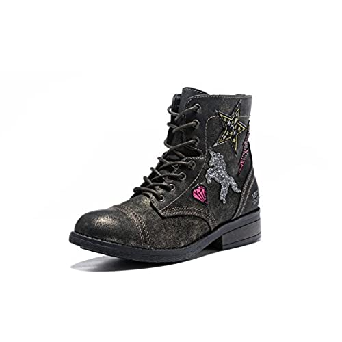 aba63aff551 APELPES Casual Girl s Women s Boots Hip-Hop   Fashion Shoes Sneakers Side  Zipper