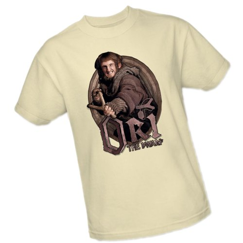 (Ori - The Dwarf -- The Hobbit: An Unexpected Journey Adult T-Shirt,)