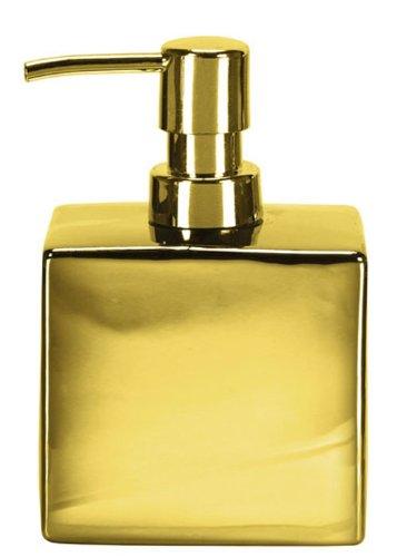 "Kleine Wolke Glamour Chic Porcelain Soap Dispenser 5.83""t X 3.86"" ..."