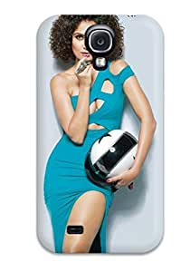 Hot Fashion Design Case Cover For Galaxy S4 Protective Case (lara Dutta Bollywood Actress) 5055545K60562675