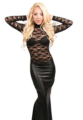 Noir Handmade - Robe - Femme noir noir